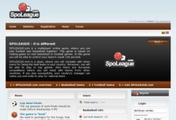 Spoleague.com